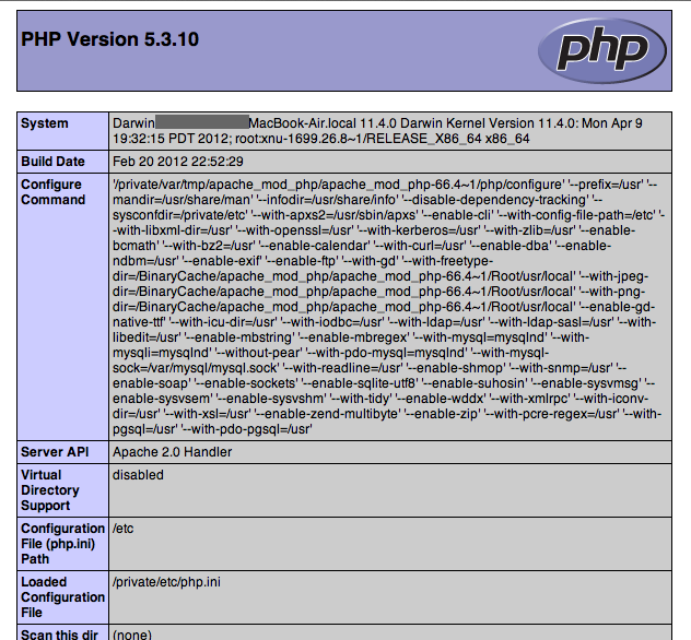 php-test